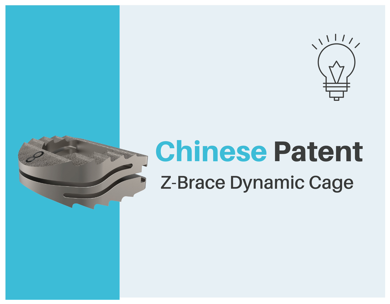 Z-Brace obtains Chinese patent