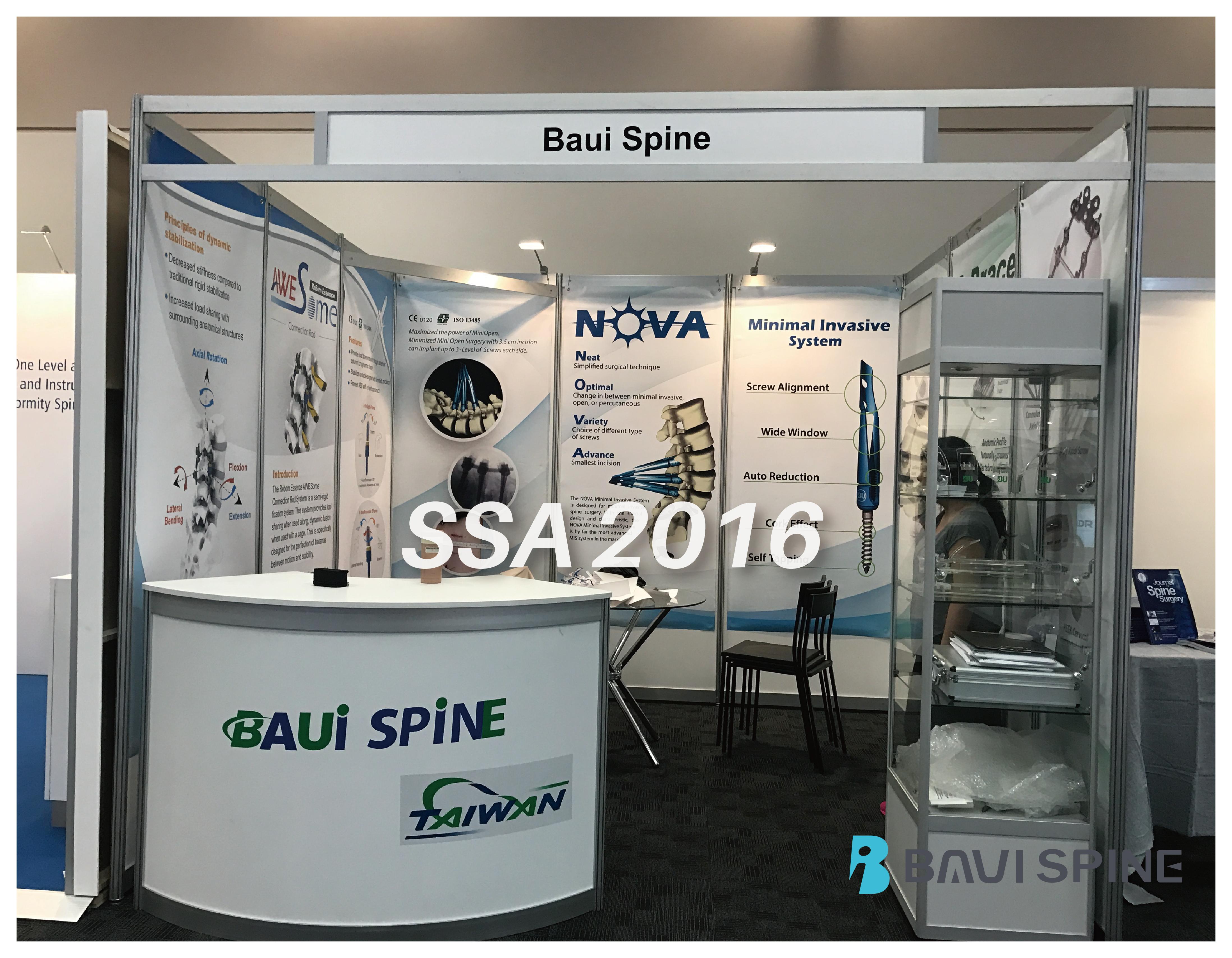 SSA Spine Society of Australia