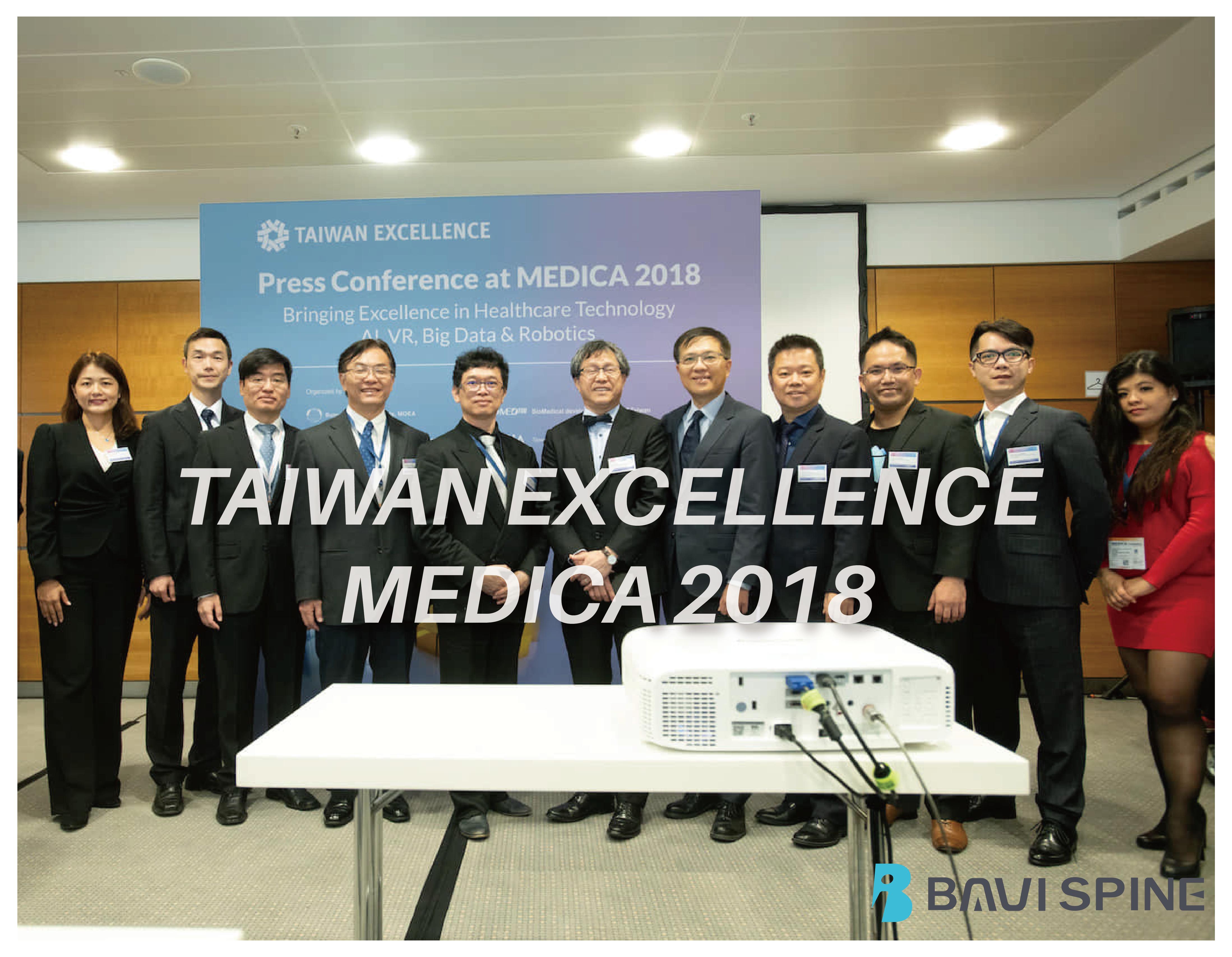 NOVA presented at MEDICA 2018